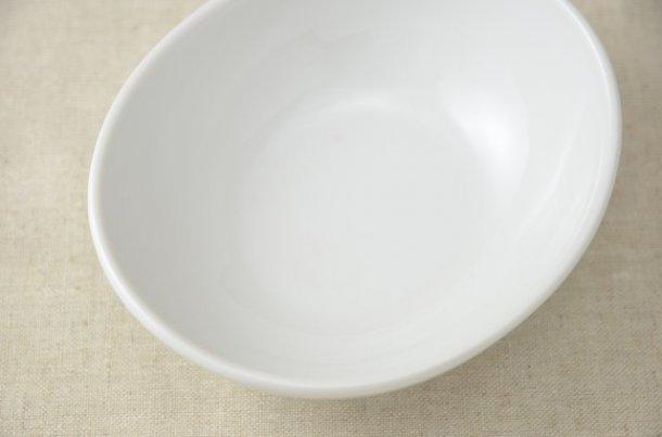 12.5cmホワイトオーバルミニボウル