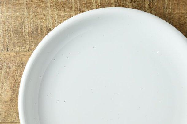 ギャラクシーミルク 23cmミート皿