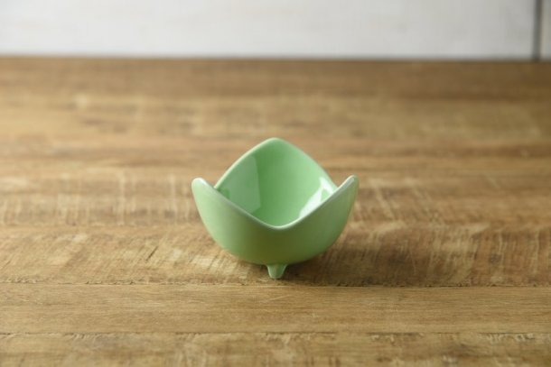和割烹 8.5cm三つ葉小鉢(小) 若草色