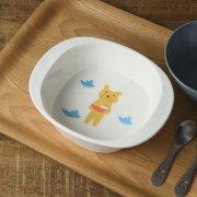 しっかり持ちやすくこぼれにくいお皿