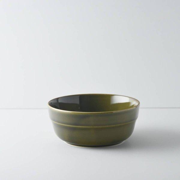 ヨシタ手工業デザイン室 TRIP WARE ボウル130 緑釉