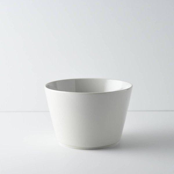 ヨシタ手工業デザイン室 TRIP WARE ストレートボウル130 白釉
