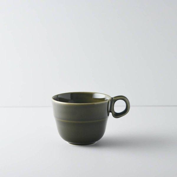 ヨシタ手工業デザイン室 TRIP WARE マグ80 緑釉